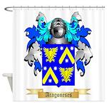 Aragoneses Shower Curtain
