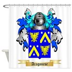 Aragonese Shower Curtain