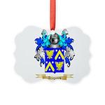 Aragones Picture Ornament