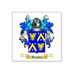 Aragona Square Sticker 3