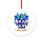 Aragona Ornament (Round)