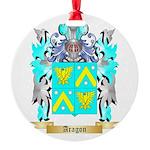 Aragon Round Ornament