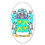 Aragon Sticker (Oval 50 pk)
