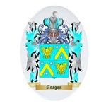Aragon Ornament (Oval)