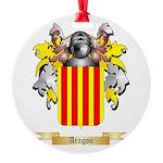 Aragon (2) Round Ornament