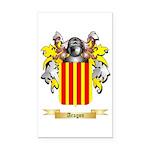 Aragon (2) Rectangle Car Magnet