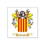 Aragon (2) Square Sticker 3