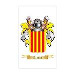Aragon (2) Sticker (Rectangle)