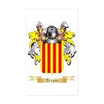 Aragon (2) Sticker (Rectangle 50 pk)