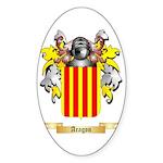 Aragon (2) Sticker (Oval)