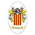 Aragon (2) Sticker (Oval 50 pk)