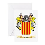 Aragon (2) Greeting Cards (Pk of 10)