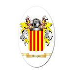 Aragon (2) 35x21 Oval Wall Decal