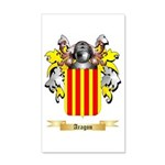 Aragon (2) 20x12 Wall Decal