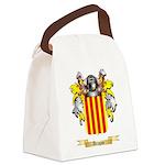 Aragon (2) Canvas Lunch Bag