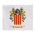 Aragon (2) Throw Blanket