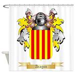 Aragon (2) Shower Curtain