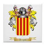 Aragon (2) Tile Coaster