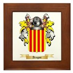 Aragon (2) Framed Tile