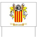 Aragon (2) Yard Sign