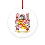 Aquino Ornament (Round)