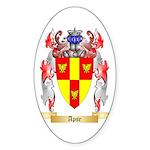 Apse Sticker (Oval)