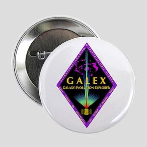 "GALEX Program Logo 2.25"" Button"