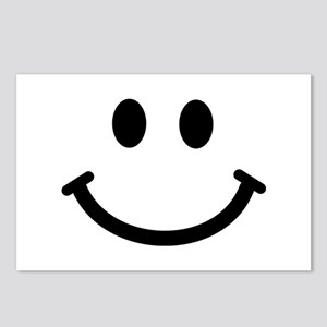 Smiley face Postcards (Package of 8)