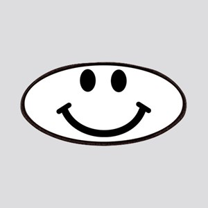Smiley face Patches