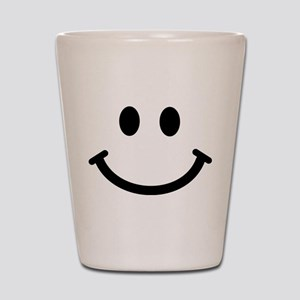Smiley face Shot Glass
