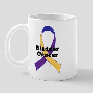 Bladder Cancer Ribbon Mug