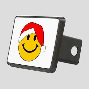 Christmas Santa Smiley Hitch Cover