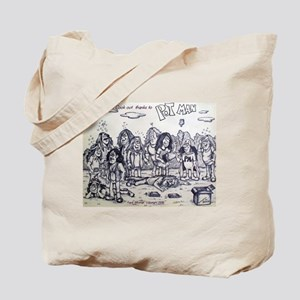 cook out Tote Bag
