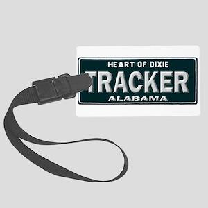 Alabama Tracker Luggage Tag