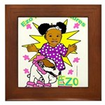 Ezo Fun Adventures Framed Tile