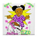 Ezo Fun Adventures Tile Coaster