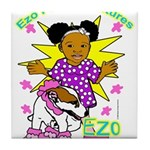 Ezo Fun Adventures Tile Coaster