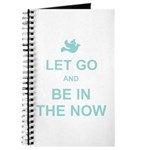 Let go spiritual quote Journal