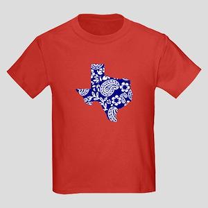 Paisley Kids Dark T-Shirt