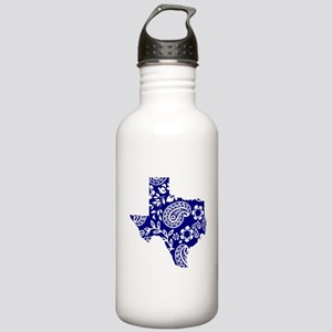 Paisley Stainless Water Bottle 1.0L