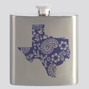 Paisley Flask