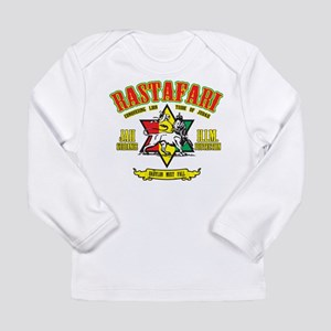 Rastafari Long Sleeve T-Shirt