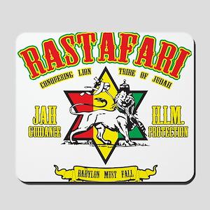 Rastafari Mousepad