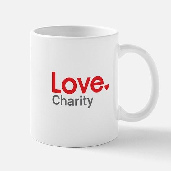 Love Charity Mug