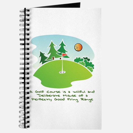 The Golf Course Journal
