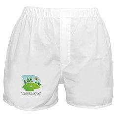 The Golf Course Boxer Shorts