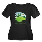 The Golf Course Plus Size T-Shirt