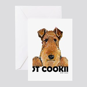 Got Cookies Greeting Cards