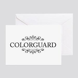 Colorguard Greeting Cards (Pk of 10)