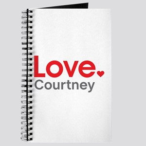 Love Courtney Journal